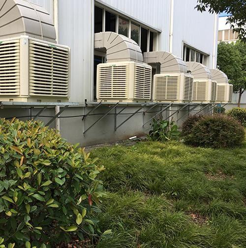 天马轴承集团股份有限公司车间降温工程