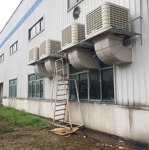 苏州苏大维格科技集团股份有限公司厂房降温工程案例