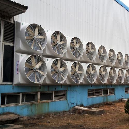 化工厂通风降温解决方案介绍
